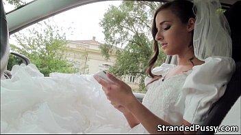 Die Braut, Die Wird In Den Arsch Gefickt, Am Tag Der Hochzeit, Ein Liebhaber