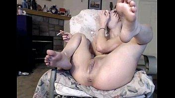 Webcam Solo Anal Redhead