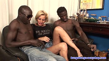The Two Black Men I Have Fucked Up A Lot Her Pussy So Good And Fucked It In The Ass And Pussy, Aggre ...