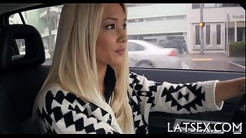 The Young Lady From Bucharest, He Looks So Freaking Hot When You Go To The Car And Fuck In The Car