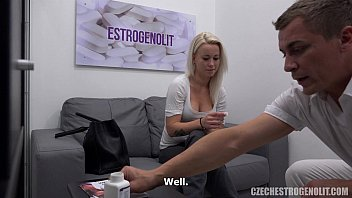 Receiving Steroids From The Doctor's A Perv That Fucks Her Hard