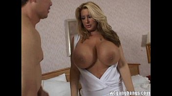 Sex With A Blonde Who Has Big Silicones Fucks Two Fishermen On Lake Xxx