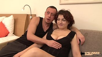 Mature Andra Paid For Sex With Two Men