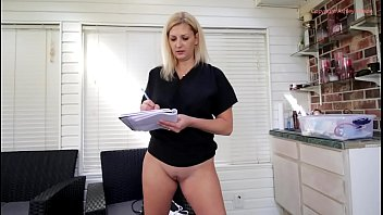 The Slutty Doctor Shows Her Pussy On Webcam