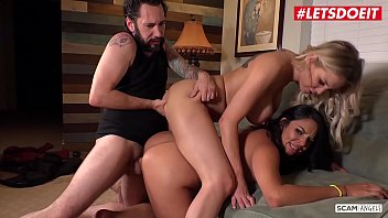 The Girls Are Horny And Will Fuck In The Ass From The Mature Man