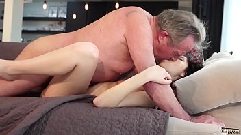 Porn With An Old Man, What A Nice Dick In The Pussy Of A Young Girl